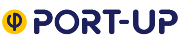 Port-Up Logo